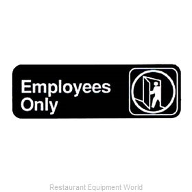 Vollrath 4506 Sign, Compliance