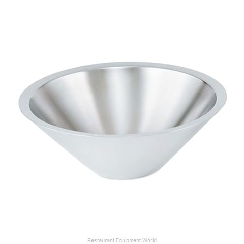 Vollrath 46578 Conical Bowl, double wall insulated, large