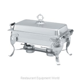 Vollrath 46880 9 Qt. Capacity Oblong Chafer