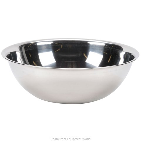 Vollrath 47943 Mixing Bowl, Metal (Magnified)