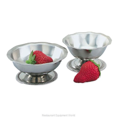 Vollrath 48013 Paneled Sherbet Dish (Magnified)