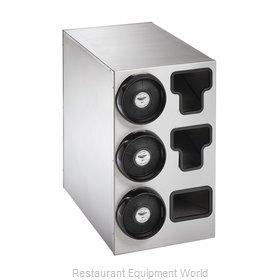 Vollrath 58833 Cup Dispensers, Countertop