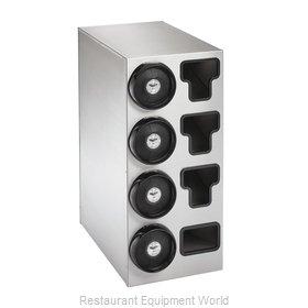 Vollrath 58834 Cup Dispensers, Countertop