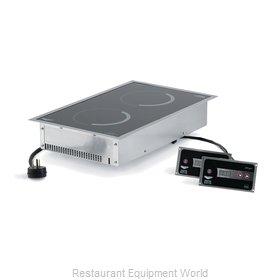 Vollrath 69508 Induction Range, Built-In / Drop-In