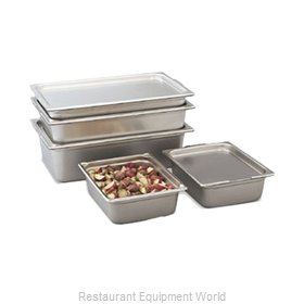 Vollrath 70005 Steam Table Pan Cover, Stainless Steel