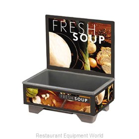 Vollrath 720200102 Food Pan Warmer/Rethermalizer, Countertop