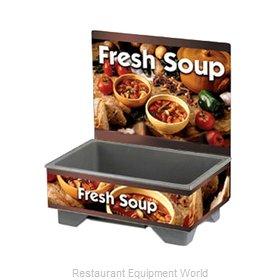 Vollrath 720200103 Food Pan Warmer/Rethermalizer, Countertop