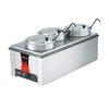 Retermalizador Calentador de Alimentos, Para Encimera <br><span class=fgrey12>(Vollrath 72788 Food Pan Warmer/Rethermalizer, Countertop)</span>