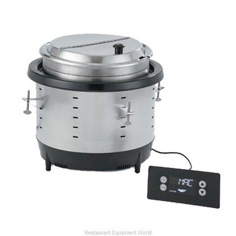 Vollrath 741101DW Induction Food Pan Warmer, Drop-In