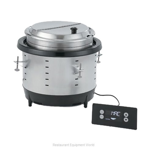 Vollrath 74701D Induction Cooker Rethermalizer, Built-In / Drop-In