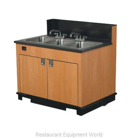Vollrath 75673 Hand Sink, Mobile