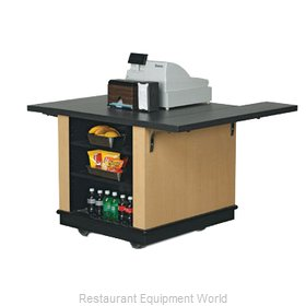 Vollrath 75679W Cash Register Stand