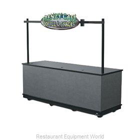 Vollrath 75681W Cart, Beverage