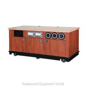 Vollrath 75728W Serving Counter, Beverage