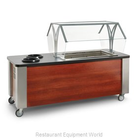 Vollrath 75731 Serving Counter, Hot & Cold