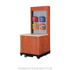 Vollrath 75733W Vending Merchandising Kiosk