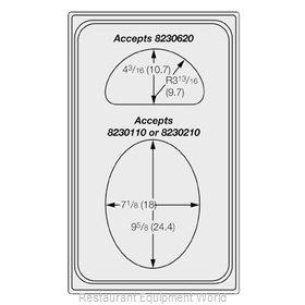 Vollrath 8240216 Adapter Plate