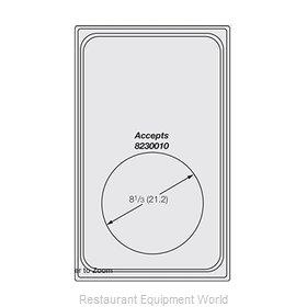 Vollrath 8240614 Adapter Plate