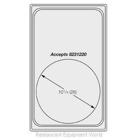 Vollrath 8240616 Adapter Plate