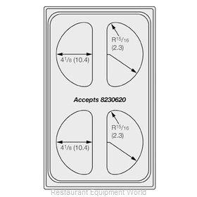 Vollrath 8241316 Adapter Plate