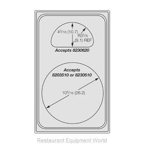 Vollrath 8241416 Adapter Plate