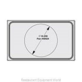 Vollrath 8242110 Adapter Plate