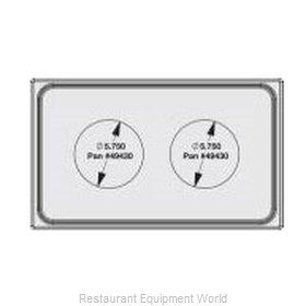 Vollrath 8242216 Adapter Plate