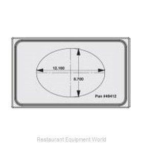 Vollrath 8242316 Adapter Plate