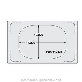 Vollrath 8242714 Adapter Plate