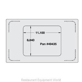 Vollrath 8242816 Adapter Plate