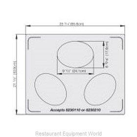 Vollrath 8250114 Adapter Plate