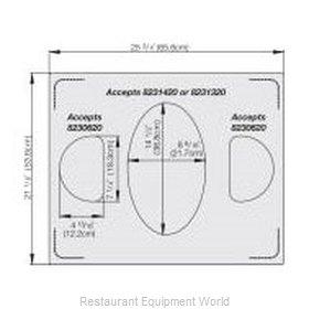 Vollrath 8250414 Adapter Plate