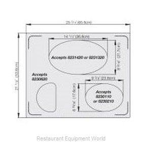 Vollrath 8250514 Adapter Plate