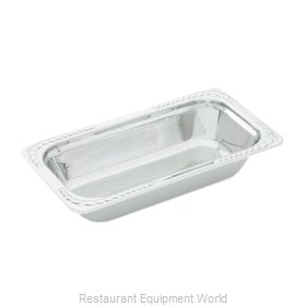 Vollrath 8262205 Steam Table Pan, Decorative