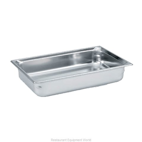 Vollrath 90042 Steam Table Pan, Stainless Steel