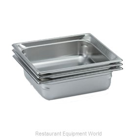 Vollrath 90102 Steam Table Pan, Stainless Steel