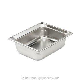 Vollrath 90222 Steam Table Pan, Stainless Steel