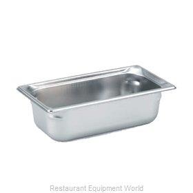 Vollrath 90382 Steam Table Pan, Stainless Steel