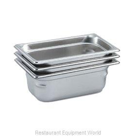 Vollrath 90422 Steam Table Pan, Stainless Steel