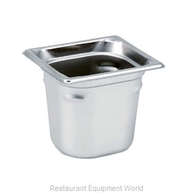 Vollrath 90682 Steam Table Pan, Stainless Steel