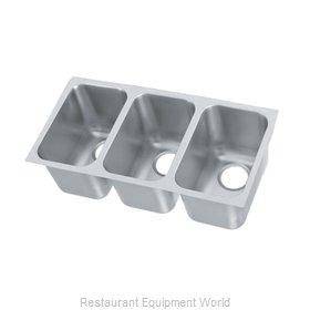 Vollrath 9103-1 Sink Bowl, Weld-In / Undermount