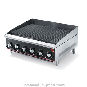 Vollrath 936CG Charbroiler, Gas, Countertop