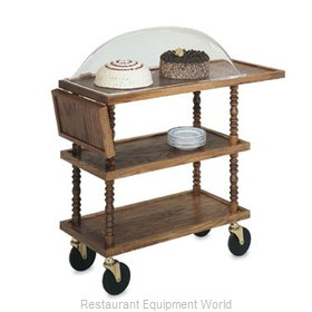 Vollrath 97037 Dessert Cart