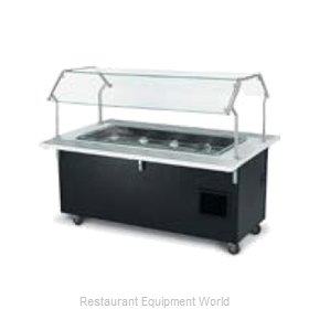 Vollrath 97077 Serving Counter, Hot Food, Electric