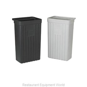 Vollrath 9728820 Trash Receptacle, for Bus Cart