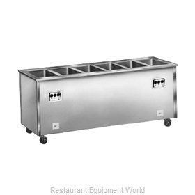 Vollrath 98888 Serving Counter, Hot Food, Electric