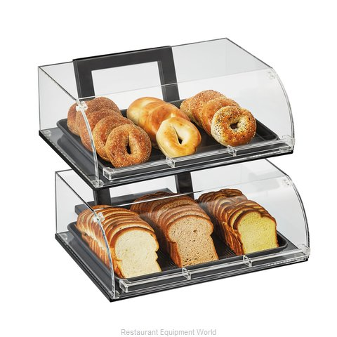 Vollrath ANBCF-06 Display Case, Non-Refrigerated Countertop