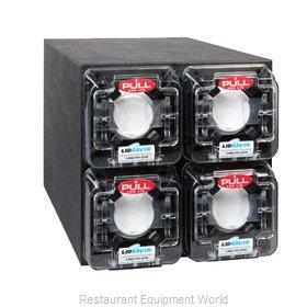 Vollrath C4X Lid Dispenser, Countertop