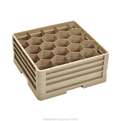 Vollrath CR11GGG Dishwasher Rack, Glass Compartment
