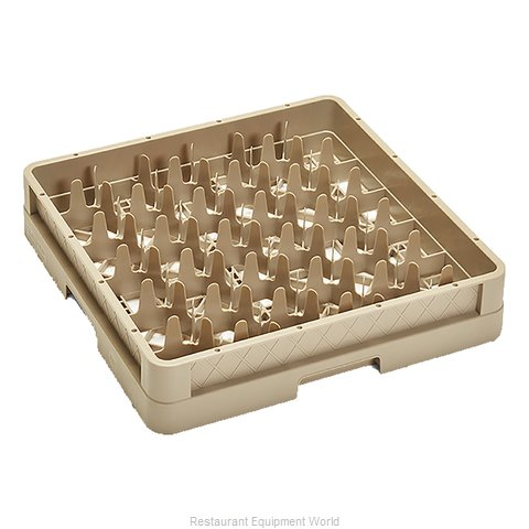 Vollrath CR12 Dishwasher Rack, Glass Compartment